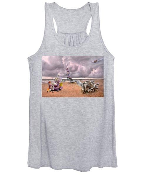 A Grain Of Sand Women's Tank Top