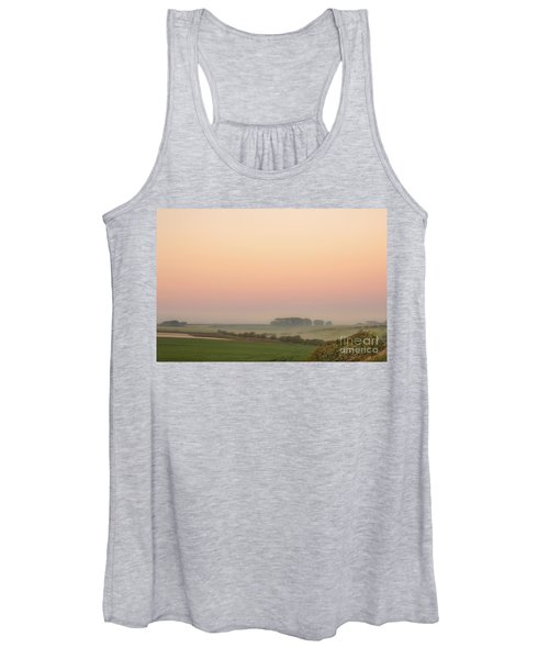 A Place Called Morning Women's Tank Top