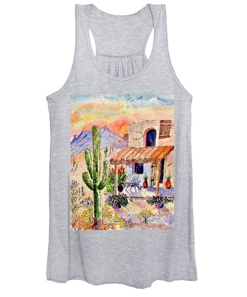 A Place Of My Own Women's Tank Top