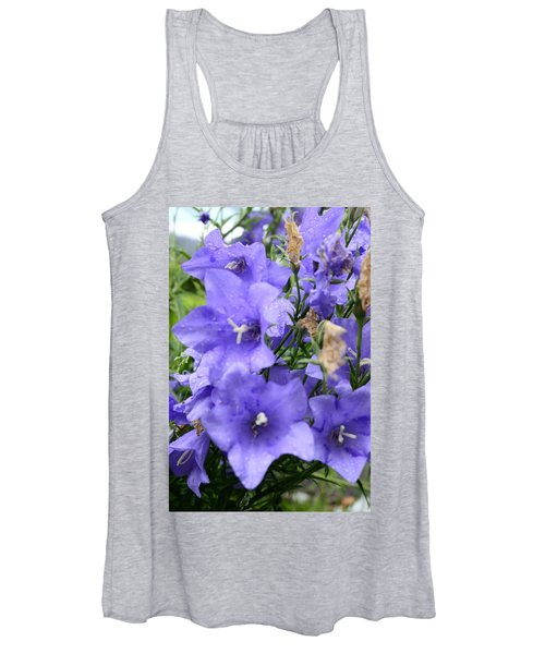A Touch Of Lavender Women's Tank Top