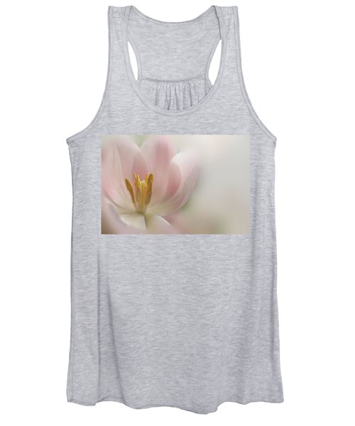 A Touch Of Pink Women's Tank Top