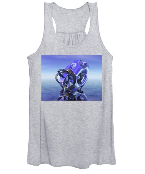 Abstract 333 Women's Tank Top