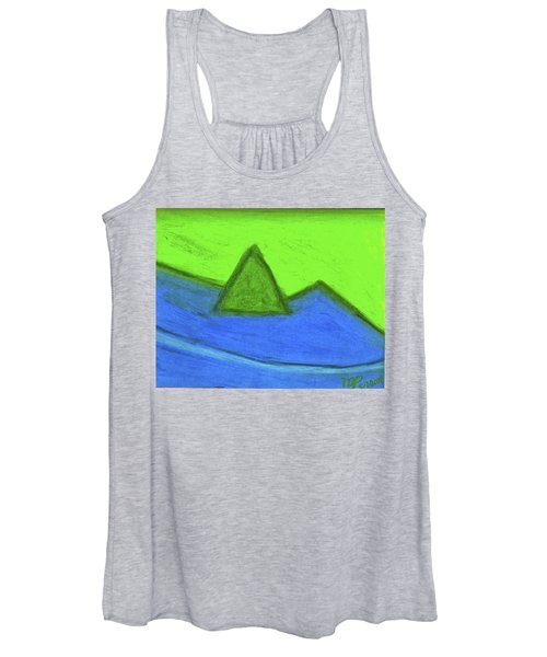 Abstract 92-001 Women's Tank Top