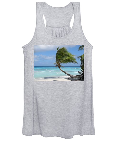 Against The Winds Women's Tank Top