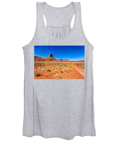 Airport Tower I Women's Tank Top