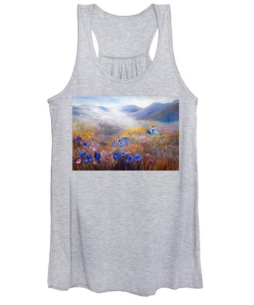 All In A Dream - Impressionism Women's Tank Top
