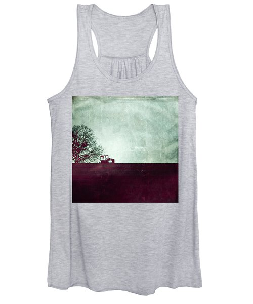 All That's Left Behind Women's Tank Top