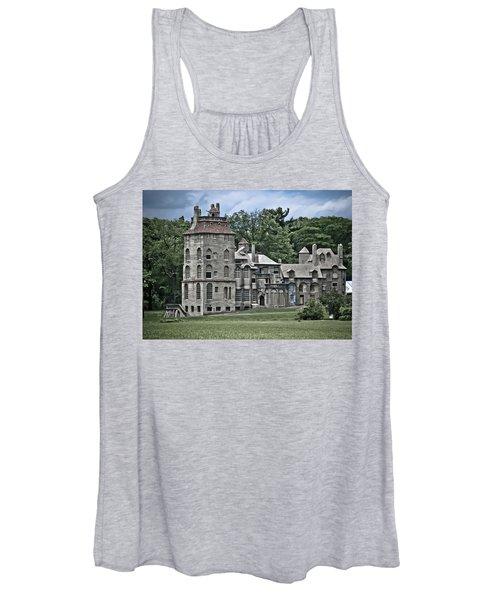 Amazing Fonthill Castle Women's Tank Top