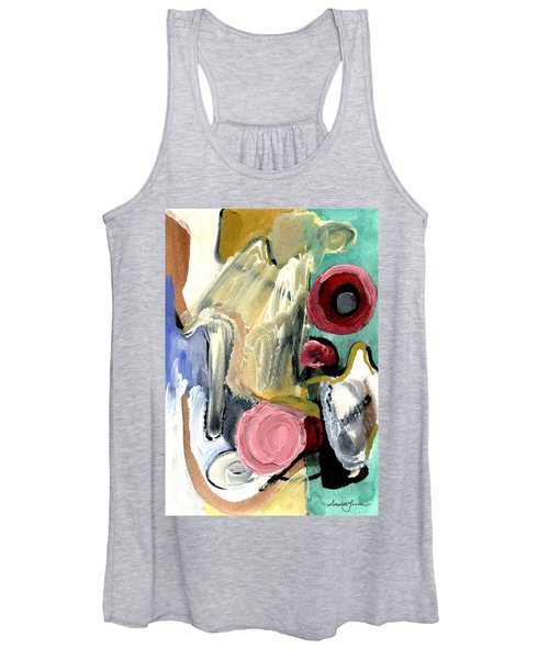 American Beauty Women's Tank Top