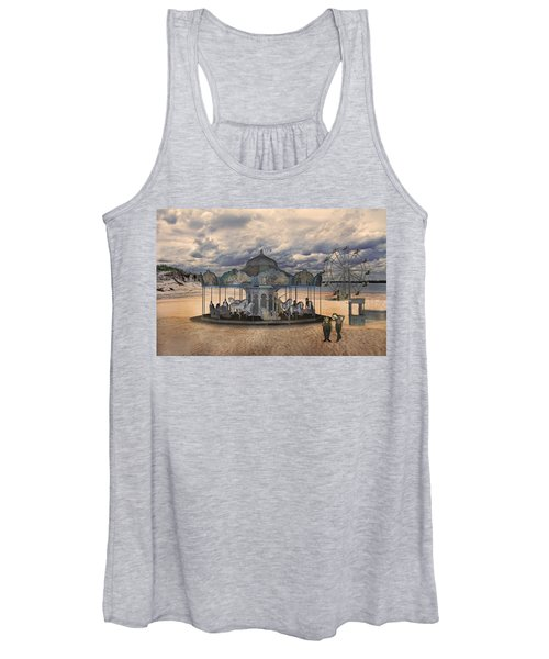 Amusement  Women's Tank Top