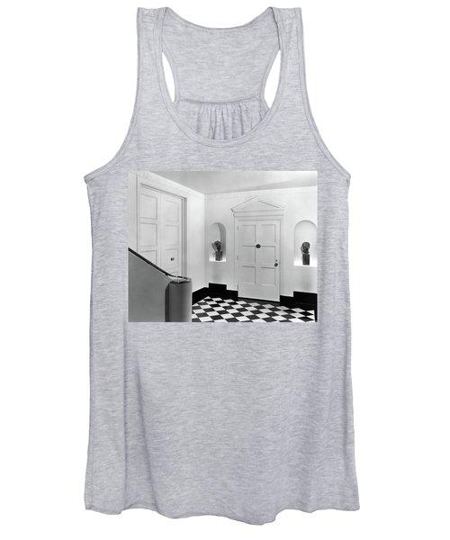 An Entrance Hall Women's Tank Top