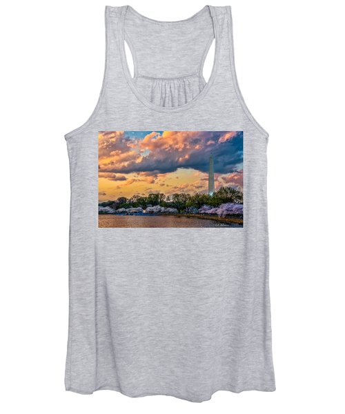 An Evening In Dc Women's Tank Top