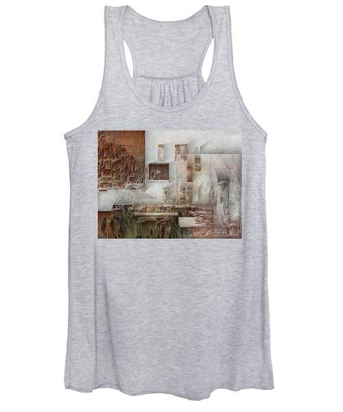 Ancient City 1 Women's Tank Top