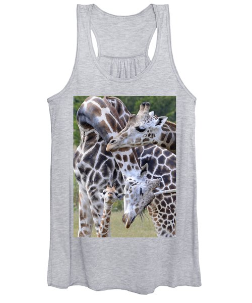 And Baby Makes Three Women's Tank Top