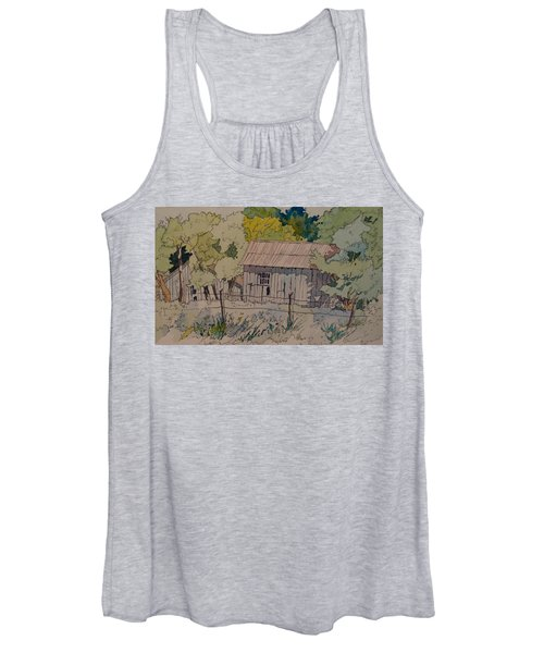 Anderson Barns Women's Tank Top