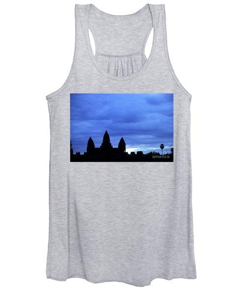 Angkor Wat Sunrise 01 Women's Tank Top