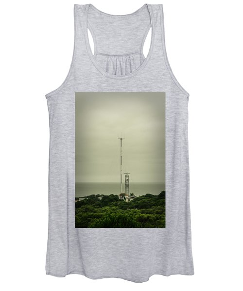 Antenna Women's Tank Top