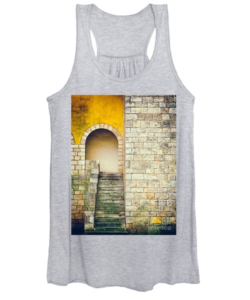 Arched Entrance Women's Tank Top
