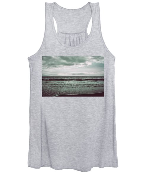 As My Heart Is Being Crushed Women's Tank Top