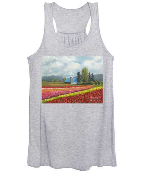 At Peterson And Avon Allen Women's Tank Top