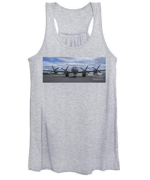 B29  Superfortress Women's Tank Top