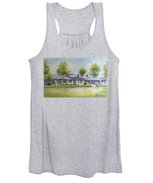 Back Of House Women's Tank Top
