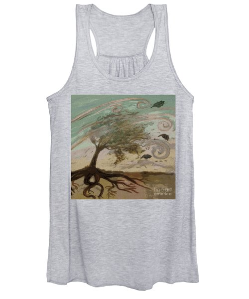 Back To Solace Women's Tank Top
