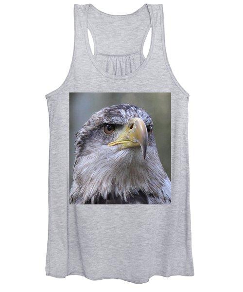 Bald Eagle - Juvenile Women's Tank Top