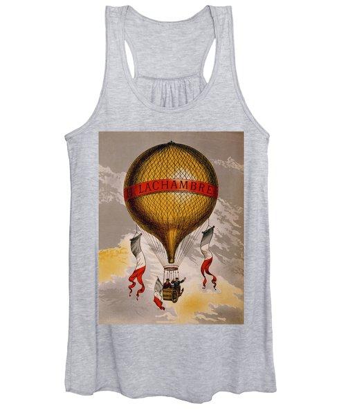 Balloon Women's Tank Top