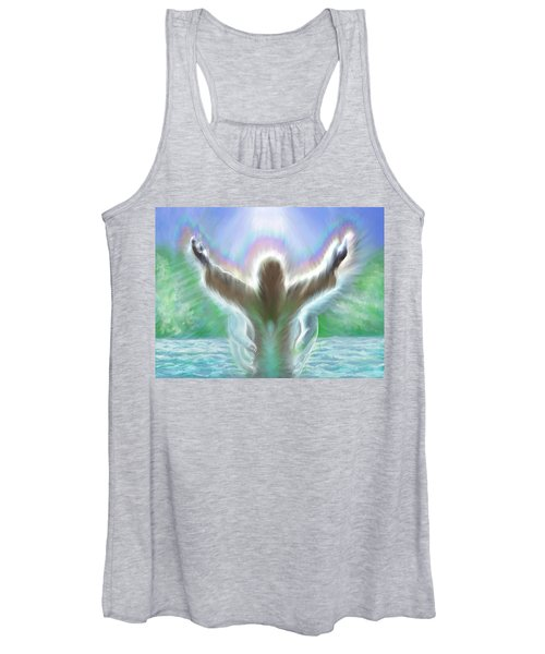 Baptism Of Yshuah Women's Tank Top