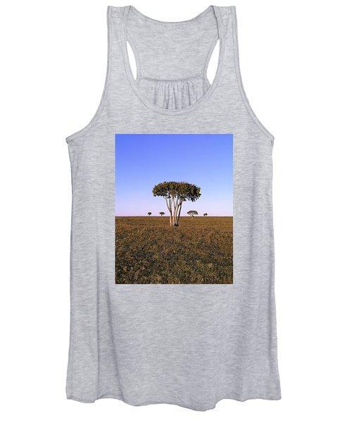 Barren Tree Women's Tank Top