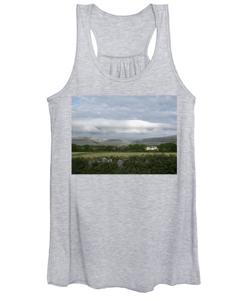 Baughlyvann Clouds Women's Tank Top