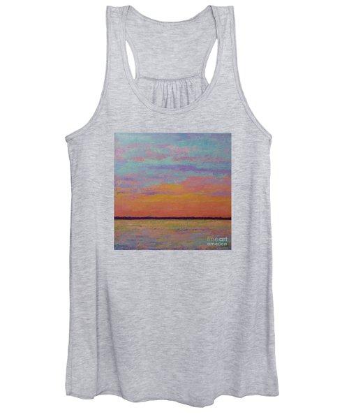 Bay Sunset Women's Tank Top