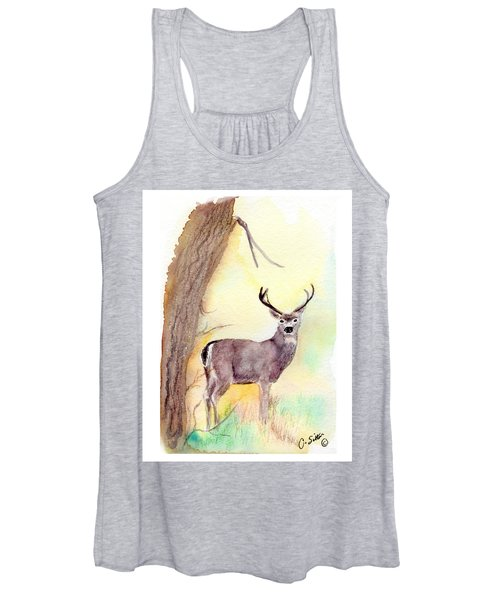 Be A Dear Women's Tank Top