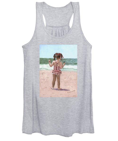 Beach Buns Women's Tank Top