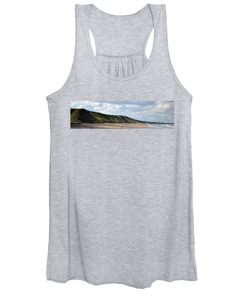 Beach - Saltburn Hills - Uk Women's Tank Top