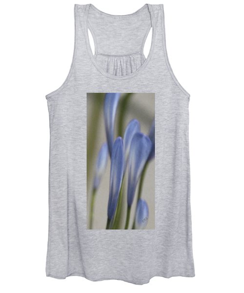 Before - Lily Of The Nile Women's Tank Top