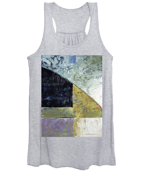 Bent On Abstraction Women's Tank Top