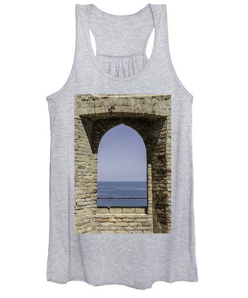 Beyond The Gate Of Infinity Women's Tank Top