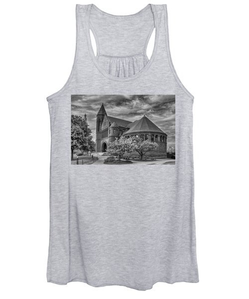 Billings Library At Uvm Burlington  Women's Tank Top