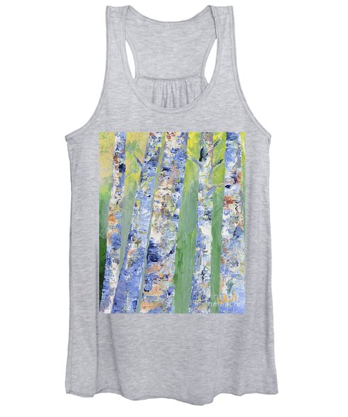 Birches Women's Tank Top