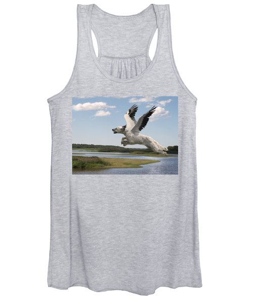 Bird Dog Women's Tank Top