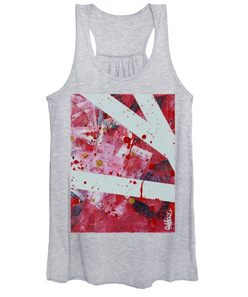 Blood On The Leaves Women's Tank Top