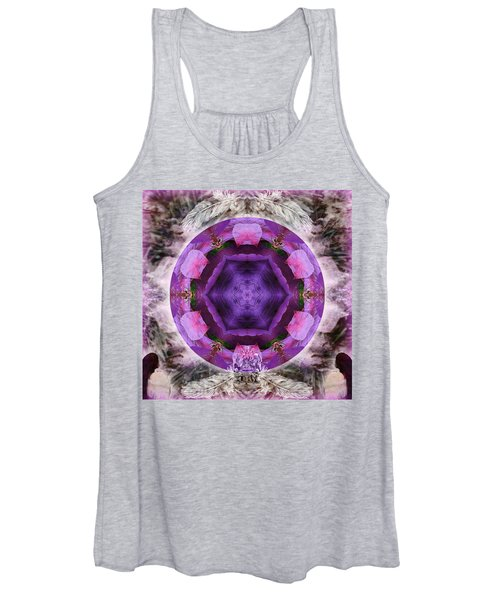Blossoming Women's Tank Top