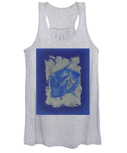 Blue Fish Women's Tank Top