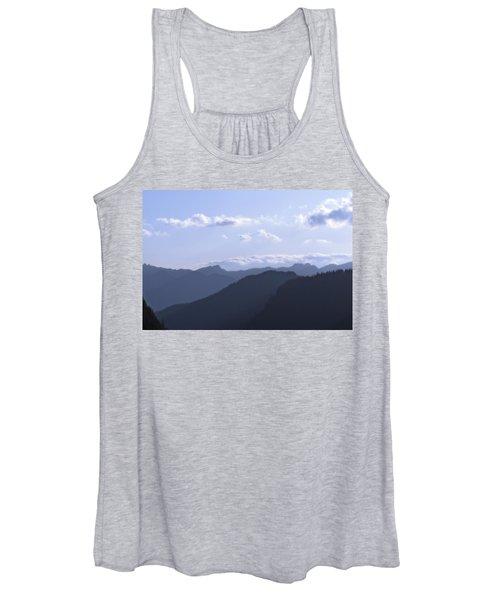 Blue Mountains Women's Tank Top