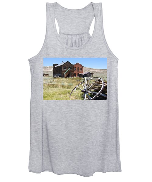 Bodie Ghost Town 3 - Old West Women's Tank Top
