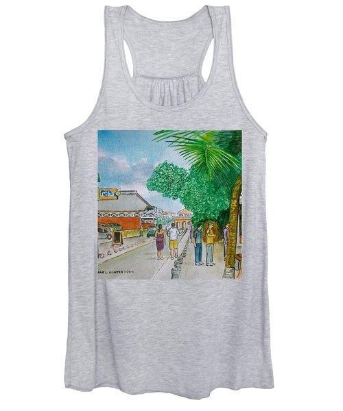 Bonaire Street Women's Tank Top