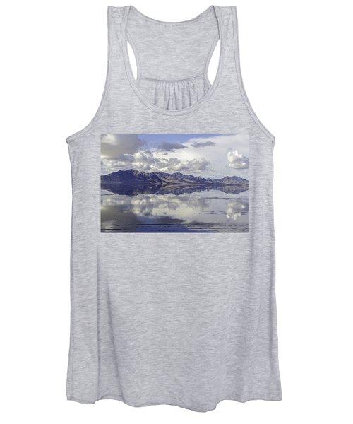 Bonneville Salt Flats Women's Tank Top