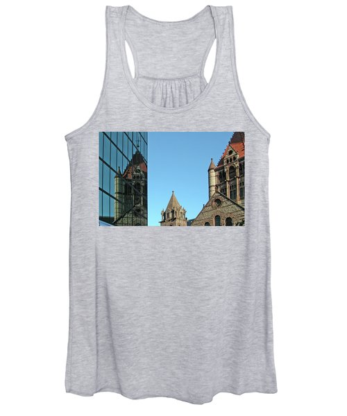 Boston Unity Reflected 2853 Women's Tank Top